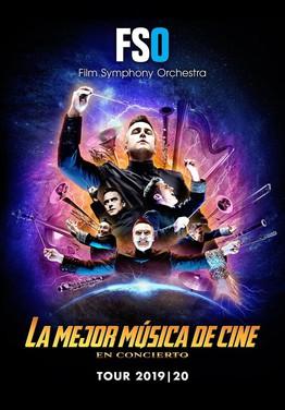 LA MEJOR MÚSICA DE CINE – FILM SYMPHONY ORCHESTRA